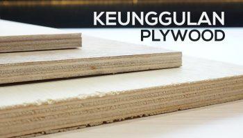 Sering Dipilih Desainer, Apa Sih Keunggulan Plywood untuk Mebel